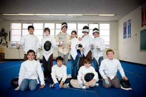 Youth Fencing 6