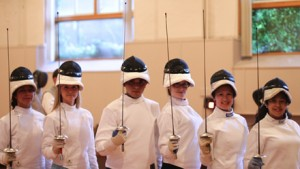 Adult Group Fencing Class